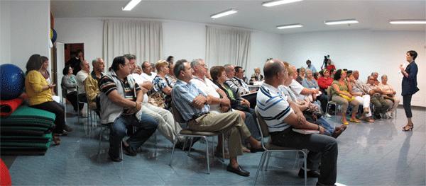 Reunión Presupuestos Participativos de los Centros Ciudadanos municipales 2009