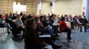 Reunión de la Mesa de Reglamento 08.04.2013